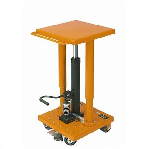 Wesco Foot Operated Hydraulic Pump Valu Lift Lifts from 30'' to 48'' 18'' W x 18'' L