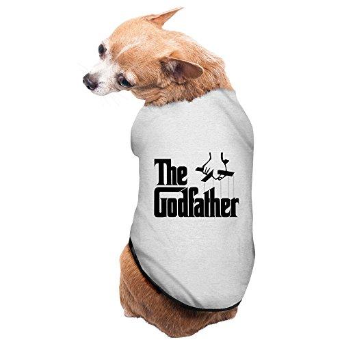 Gray The Godfather American Crime Drama Film Pet Dog Jackets Doggie Vest