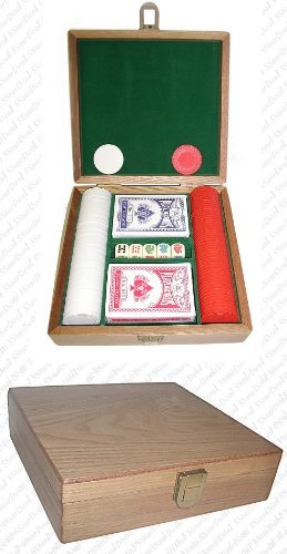 Trademark Poker Gift Set with 100 Chips by Trademark Poker