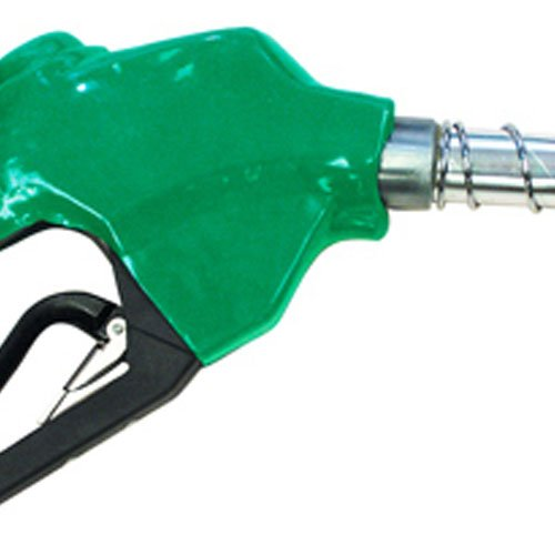 (Green Auto Shut-Faucet Freezing Diesel Nozzle)