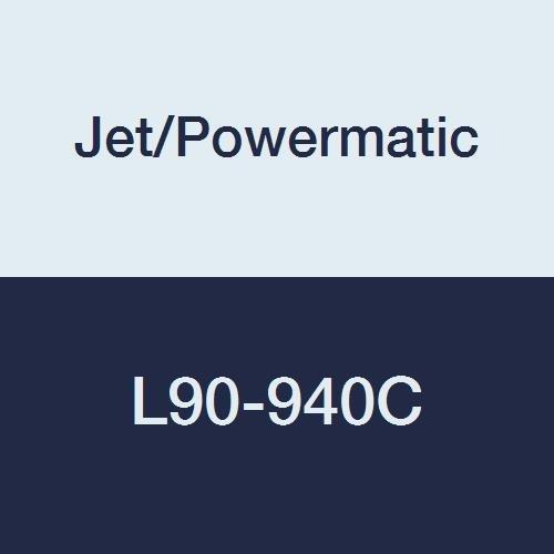 Jet/Powermatic L90-940C Name Plate 1-1/2 Ton