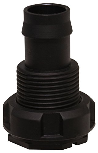 Botanicare 708552, 3/4-Inch Ebb & Flow Barbed Fitting, 3/4 Inch