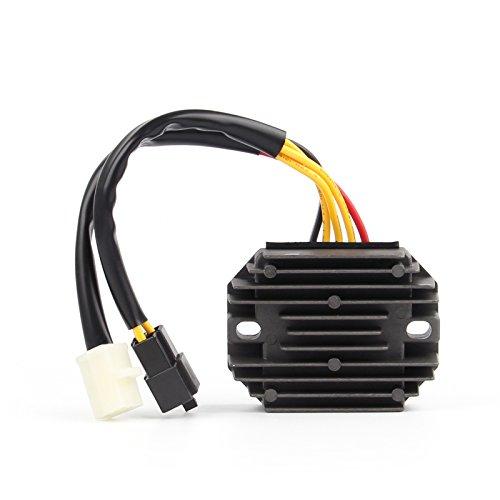 Yhc the best amazon price in savemoney areyourshop regulator rectifier fits suzuki dr250 90 95 dr350 90 99 sv650 ls650 savage fandeluxe Images