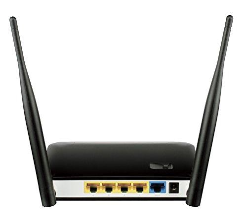 D link dwr 116 router multi wan wireless n300 4 porte - Porta wan router ...