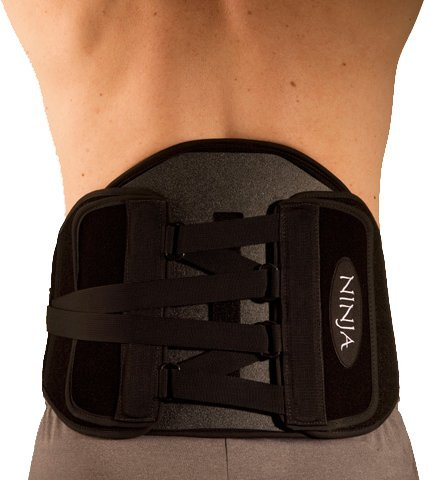 Bledsoe Ninja LSM Back Brace (Medium - Standard Profile) by Bledsoe Braces