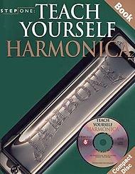 Teach Yourself Harmonica (Book, CD, and VHS)