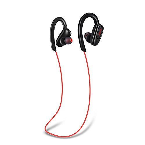 S5 Bluetooth In-ear Sport Earphone with Microphone,Metal She