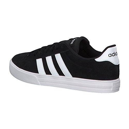 de 000 Chaussures Running Noir Negbas Ftwbla Homme Daily 2 adidas Noir 0 IPXzt
