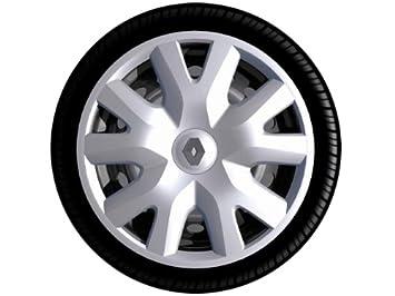 "Renault Accesorios 7711425221 Embellecedor de rueda Secure Gradiant 15"", ..."