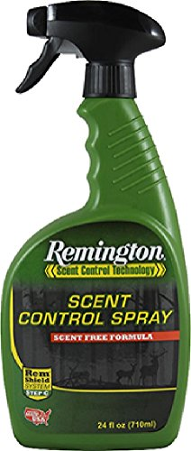Scent Control Spray - Remington Hunting Odor Elimination Spray - 24 oz