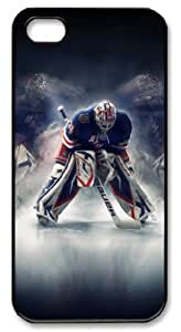 icasepersonalized Personalized Protective Case For HTC One M7 Cover NHL New York Rangers #30 HENRIK LUNDQVIST