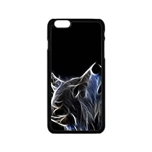 Abstract Wolf Pattern Custom Protective Hard Phone Cae For iphone 5 5s
