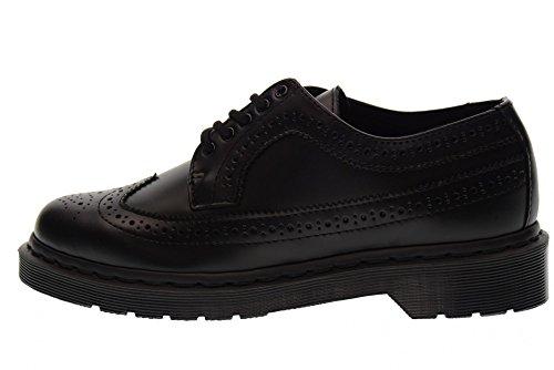 DR. MARTENS chaussures chaussure unisexe dentelle 3989 LISSE black