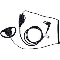 AIRSN Earpiece for Motorola Two Way Radio,Headset for Walkie Talkie CP200 GP300 CLS1110 GP88 XTN500 CP150 CP040 pr400 XTN600 CT150 P040 PMR446 CLS1410 VL50 CP88 CP100 CP125 GP2000 GP308 GP68 EP450