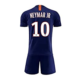 Maillot Neymar jr 10 PSG domicile