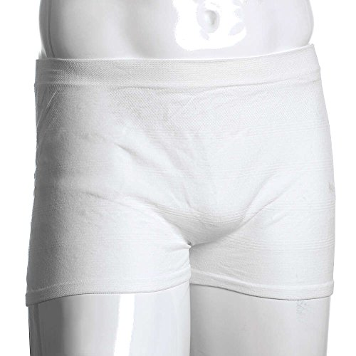 MediChoice Incontinence Underwear, Holds Liners and Pads in Place, Seamless Knit, Mesh, Polyester Spandex, XXXXL (Pack of 2)