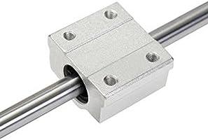 FINLON sólido en forma de cilindro eje óptico 8 mm 400 mm ...