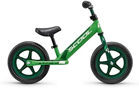 S cool pedeX Race – Bicicleta infantil (Talla Única, Lemon/Green Mate): Amazon.es: Deportes y aire libre