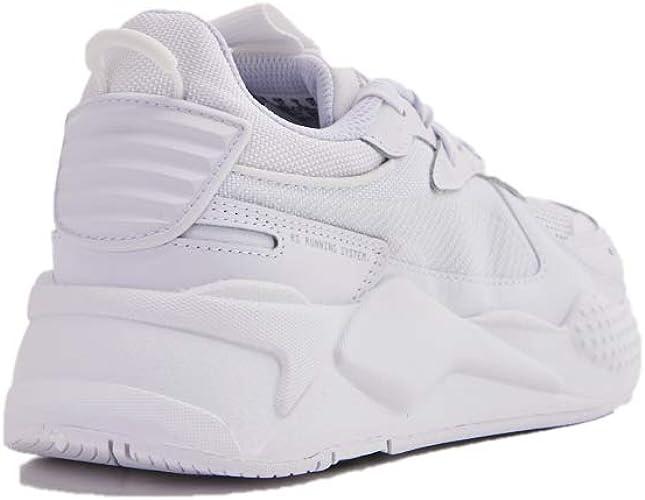 basket puma hommes blanche