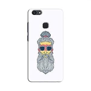 Cover It Up - Hipster Yogi V7 Plus Hard Case