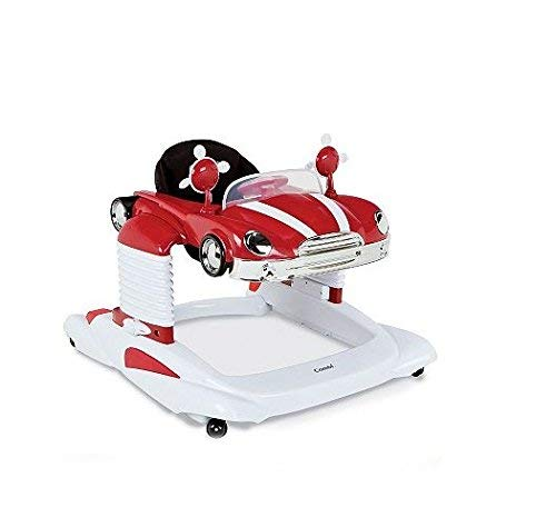 Combi All-in-1 Mobile Entertainer, Red