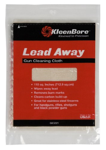 Kleenbore Gun Care Lead Away Gun Cloth