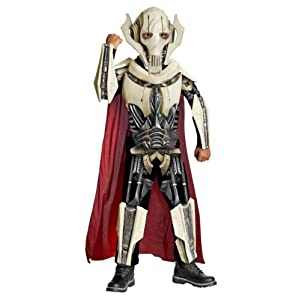 Star Wars Deluxe General Grievous Costume - 41pkjBthpyL - Star Wars Deluxe General Grievous Costume