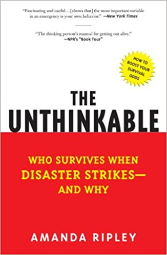 Download The Unthinkable: Who Survives When Disaster Strikes - and Why PDF, azw (Kindle), ePub
