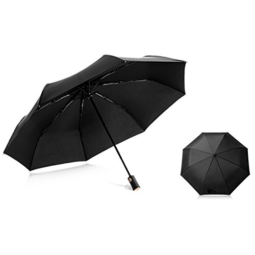 Windproof Golf Umbrella,Auto Open/Close,The best quality automatic Travel Umbrella - With Glasses Buy Insurance Online