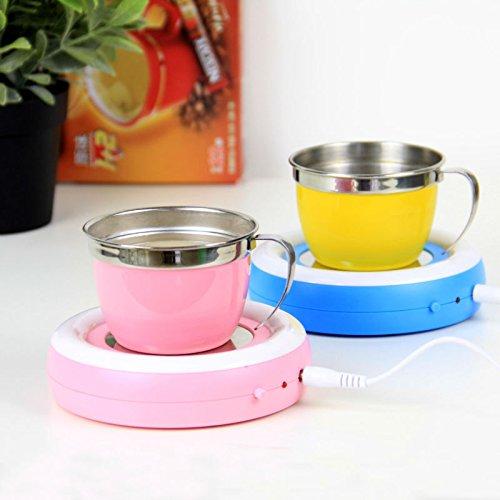 Beverage Warmer | USB Coffee/Tea Cup/Mug Warmer | Keep your Coffee or Tea drink warm for longer time by Ehome (Image #8)