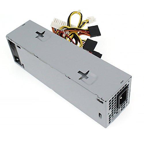 YEECHUN 240W New Power Supply for Dell OptiPlex 390 790 960 990 3010 7010 9010 Small Form Factor SFF H240ES-00 D240ES-00 AC240AS-00 AC240ES-00 DPS-240WB L240AS-00 H240AS-00 3WN11-180 Days Warranty! by YEECHUN (Image #2)