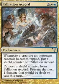 Magic: the Gathering - Palliation Accord - Dissension