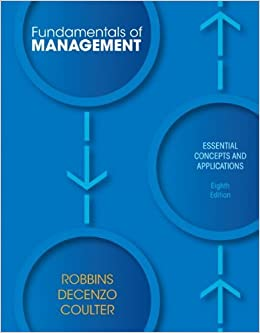 Fundamentals Of Management 8th Edition Pdf
