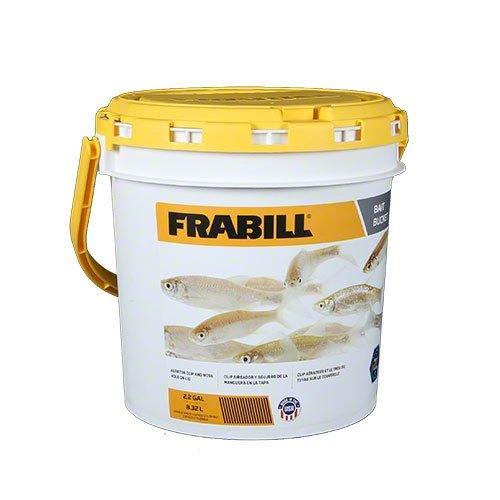 - Frabill 2.2 Gallon Bait Bucket
