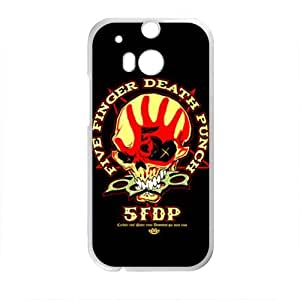 Five Finger Death Punch Brand New And High Quality Hard Case Cover Protector For HTC M8
