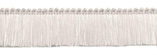 Fringe Cut Brush (DecoPro White, 1 3/4