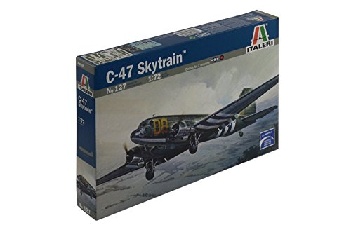 Italeri 1/72 C-47 Skytrain # 127 for sale  Delivered anywhere in USA