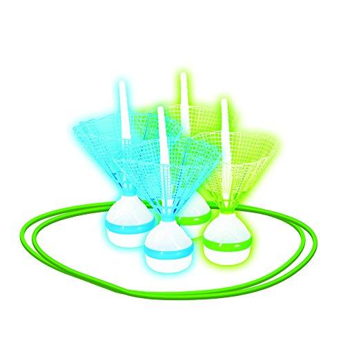 Franklin Sports Glomax Darts Light Up Soft Toss