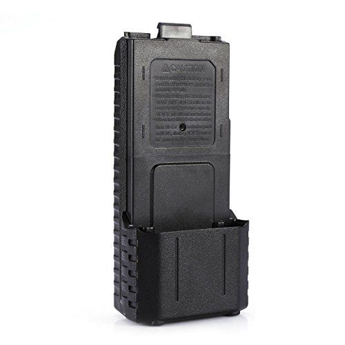 iSaddle Battery Case (6x AA Battery) for TYT F8 Baofeng UV-5R Plus UV-5R UV-5RB UV-5RE UV-5RA