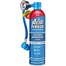 Arctic Freeze Ultra Synthetic Automotive Refrigerant 134A (22 oz.)