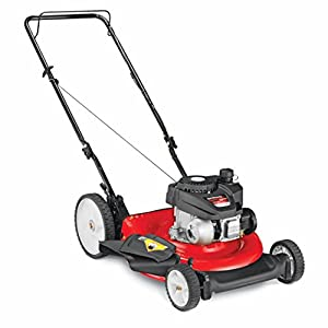 Yard Machines 140cc 21-Inch Push Mower by MTD Products