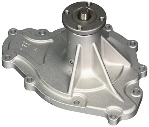GMB 130-1280AL OE Replacement Aluminum Water Pump with Gasket