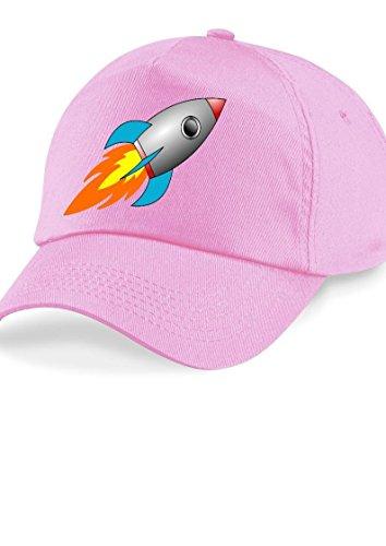 Kids Space Rocket soleil Bonnet. Réglable–Une Taille Adapte Tous.