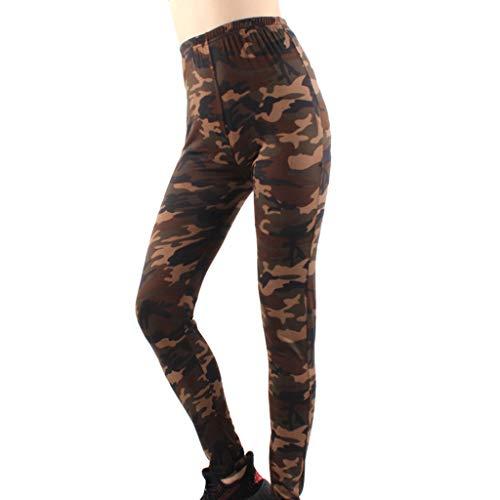 Pongfunsy Women High Waisted Leggings Women Soft &