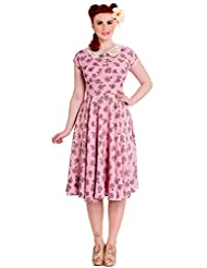 Hell Bunny Penny Lover 50s Dress