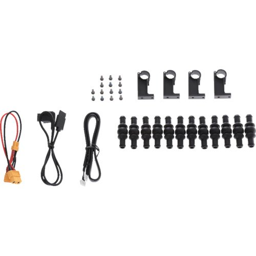 DJI Part02 Zenmuse Z15 Gimbal Connection & Mounting Kit for Matrice 600 Hexacopter by DJI