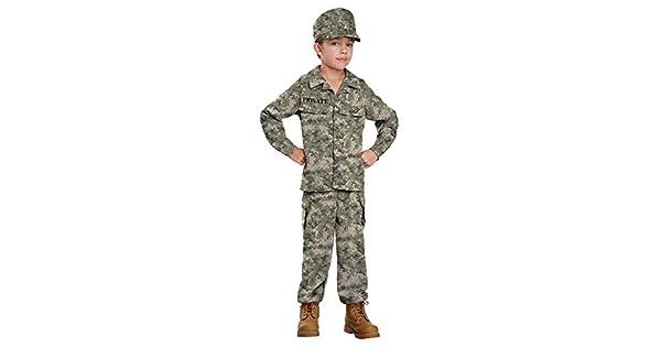 Amazon.com: Disfraz de soldado de California Costumes, Un ...