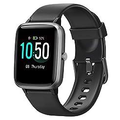Letsfit Smart Watch, Fitness Tracker wit...