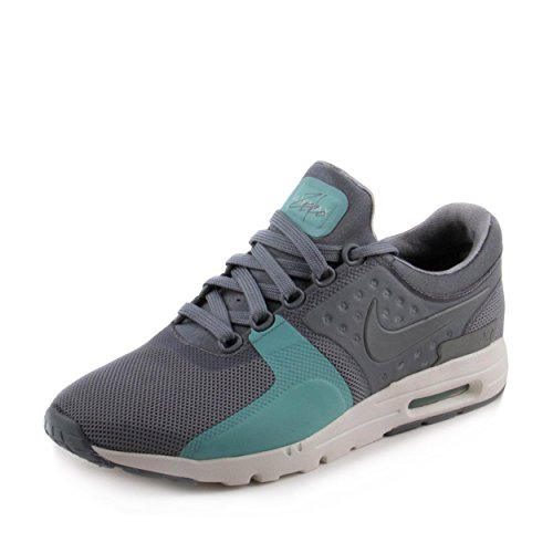 huge discount 14eb1 7a62c NIKE Air Max Zero Womens Running-Shoes 857661-001 9.5 - Cool Grey Cool Grey-Sail-Washed  Teal