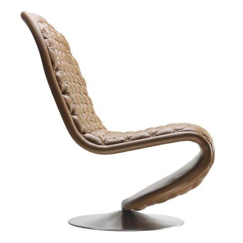 Verpan Sistema DE 1 - 2 3 Chair Low Lounge Deluxe Sillón ...